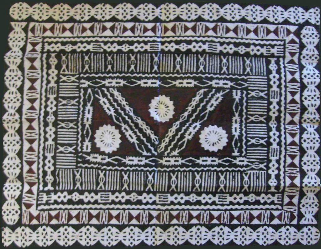Fiji Barkcloth
