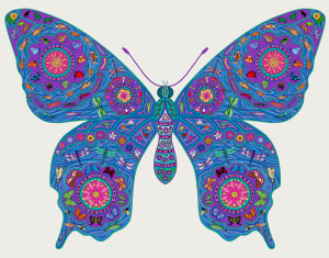 Butterfly puzzle (1)
